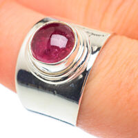 Pink Tourmaline 925 Sterling Silver Ring Size 8 Ana Co Jewelry R61689F