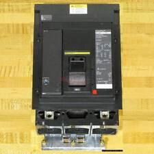 Square D MJA264505 Circuit Breaker, 450 Amp, 65 kAIR, I-Line, NEW!
