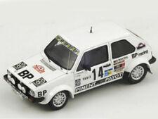 Volkswagen Golf GTI Jean-luc Thérier Rally Installa Carlo 1980 Spark