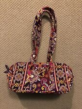 Vera Bradley Safari Sunset Classic Duffle Purse Handbag