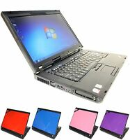 Cheap Laptop Windows 7 IBM Lenovo 2.0Ghz 2GB 4GB 80GB 120GB DVD CDRW WIFI 14.1""