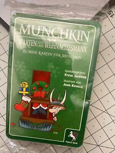 Munchkin - Warten auf den Weihnachtsmann - OVP - RAR