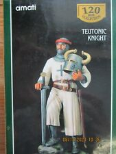 Verlinden Amati 120mm 1/16 Collection Teutonic Knight 8510/08~New In Box !