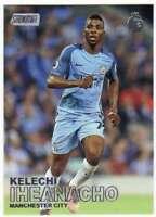 2016-17 Topps Stadium Club Premier League Logo Foil #3 Kelechi Iheanacho