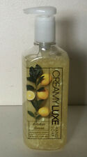 NEW ARRIVAL! BATH & BODY WORKS CREAMY LUXE HAND SOAP - KITCHEN LEMON