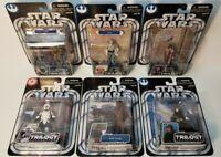 NEW Star Wars Original Trilogy Collection U-pick OTC MOC SCOUT TROOPER LOBOT