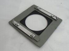 Horseman lens panel (board) adapter for RittreckView (Rittreck-view) camera  .