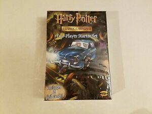 Harry Potter TCG Cards - Chamber of Secrets 2 Player Starter Set Deck - New CoS