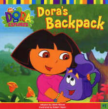 Dora The Explorer - Dora's Backpack by Nickelodeon (Paperback, 2005) Book