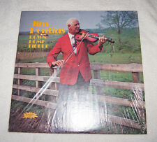 LP : Jim Pontius - Down Home Fiddle (1979) SIGNED