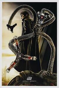 Spider-man 2 (Single Sided) Advance Original Movie Poster Rare
