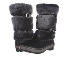 100% Genuine UGG Australia W LILYAN Snow Winter Waterproof  Leather Boots UK 4.5