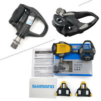 Shimano 105 PD-R7000 SPD-SL Bicycle Bike Clipless Pedals w/SM-SH11 Cleats