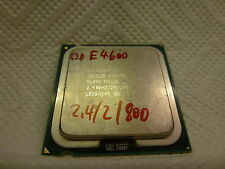Intel Pentium Core 2 Duo Processor E4600 2.4 GHz, 2MB Cache, 800 MHz FSB SLA94