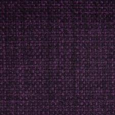 Bezugsstoff Möbelstoff Polsterstoff Brooks dunkel lila 1,4m Breite
