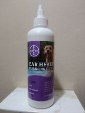 New listing Bayer Ear Health Cleansing Rinse for Dogs 8 fl. oz. New Unopened