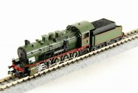 KATO HOBBYTRAIN N-Scale 12705-5 BR-57 SNCF Steam Locomotive made in JAPAN RARE!!