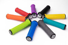FIFTY-FIFTY MTB Bicycle Grips Anti-Skid Rubber Compound Bike Handlebars Grips
