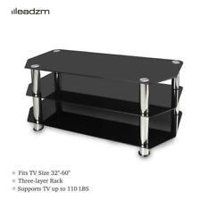 Leadzm TSG005 TV Stand - Black