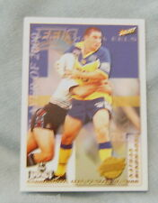 2001  RUGBY LEAGUE PLAYER OF 2000 CLUB CARD CP10  NATHAN HINDMARSH, PARRAMATTA