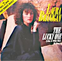 ++LAURA BRANIGAN the lucky one/breaking out MAXI 1984 ATLANTIC VG++