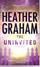 Heather Graham   The Uninvited     Krewe Of Hunters    Pbk NEW