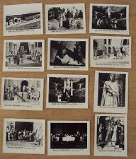 """RARE ca 1940's SET/12 Souvenir Photos~""""BLACK HILLS PASSION PLAY""""~South Dakota~"""