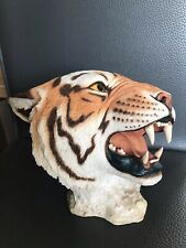More details for tigers head ornament