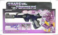 Transformers Shockwave Decepticon G1 serie Nuevo Sellado + G1 guía