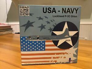 IFP3SPEC003 InFlight 200 Lockheed P-3C Orion US Navy VP-62 Centenary Scheme