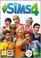 The Sims 4 (PC / Mac) Brand New & Sealed - UK PAL