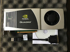 Nvidia Quadro FX5800 DDR3 Video Graphics Card 4GB PCI-E Displayport Dual DVI