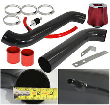 """Honda Accord 94-02/Prelude 92-01 4cylinder L4 Cold Air Intake Black with 2.75"""" A"""