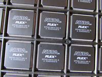 EPF6010ATC144-3 ALTERA FPGA FLEX 6000 10K Gates 880 Cells SRAM TQFP-144 1 PIECE