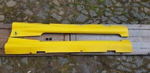 Original Fiat Seicento 187 Abarth Seitenschweller Schweller Links & Rechts