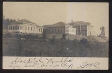 Rp Postcard Schellsburg Pennsylvania/Pa New Local Area Hospital Buildings 1906
