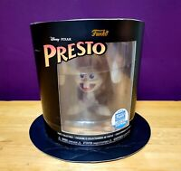 Funko Shop Exclusive, Presto Alec Azam Exclusive Vinyl Figure, by Pixar