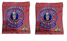 Uncle Joe's  Sugar free Mint Balls 2* 60g