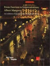 From Fauvism to Impressionism: Albert Marquet-ExLibrary