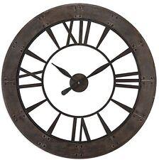 "One Allium Way® Paray Oversized 40"" Wall Clock"