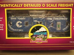 MTH 20-91181C CHESSIE SYSTEM BAY WINDOW CABOOSE VIRGINAN TRAIN CLUB, BRAND NEW!