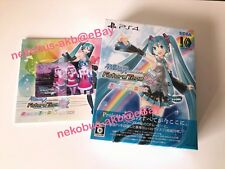 [New] Hatsune Miku project DIVA Future Tone DX memorial pack - PS4 PlayStation 4