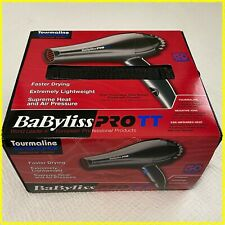 *NEW LIMITED EDITION BaByliss Pro TT 5500 Hair Dryer Blow Tourmaline 1900 watts