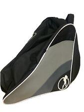 New listing SFR Pro Ice Roller Skate Bag Heavy Duty Black & Grey