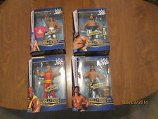 WWE Elite Hall Of Fame SET series 2 YOKOZUNA, HOGAN,GUERRERO COMPLETE MATTEL