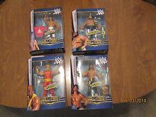 WWE Elite Hall Of Fame SET series 2 YOKOZUNA, SANTANA,GUERRERO COMPLETE MATTEL