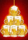Fountain Of Beer APress Funny Masculine Birthday Card by Avanti Press photo