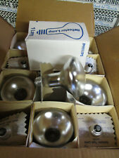 CASE OF 24 PHILIPS 75W REFLECTOR LAMPS R30 USA MADE MEDIUM STANDARD BASE