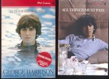 George Harrison - Living In The Material World, Martin Scorsese  2 Dvd + libro R