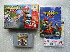 Mario Kart 64 US/NTSC Nintendo 64 N64